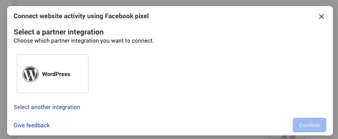 Facebook Ads - Pixel set-up